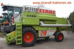Brandt-Traktoren.de Claas DO 218 Mega